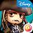 加勒比海盗启航迪士尼授权版