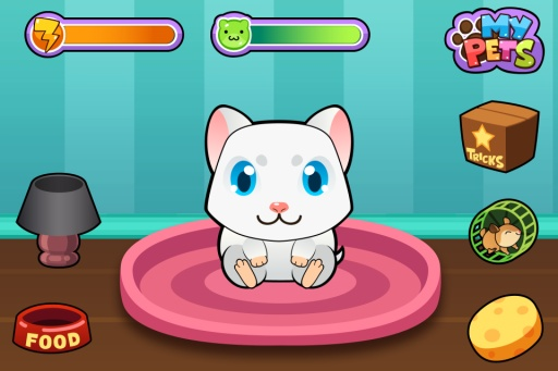我的虚拟仓鼠