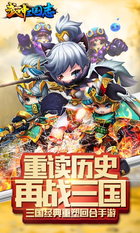 武神三国志(夜神官方)