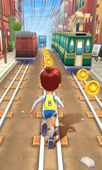 地鐵奔跑者